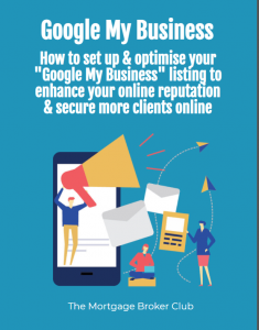 Google My Business eBook Front Cover